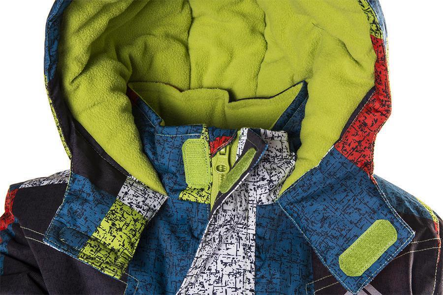 Chlapčenská zimná lyžiarska bunda Pidilidi PD1058-02 84d533b116f