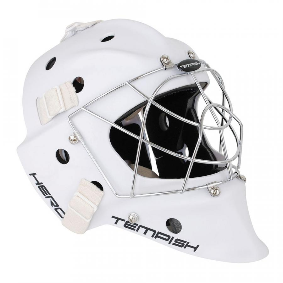 Tempish HERO brankárska maska na florbal Senior white aded27456b