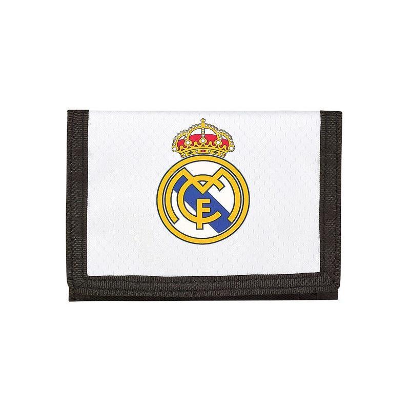 4366d670df37c SAFTA Športová peňaženka REAL MADRID Bianco   premiosport.sk