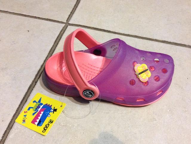Bugga detská letná obuv BO59 fialová bb4c548f3b3