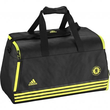 ADIDAS Športová   cestovná taška FC CHELSEA Black AX6628 8372a008571