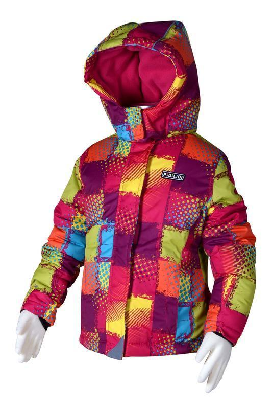 Pidilidi dievčenská lyžiarska zimná bunda PD997-01 d5fe42931bd