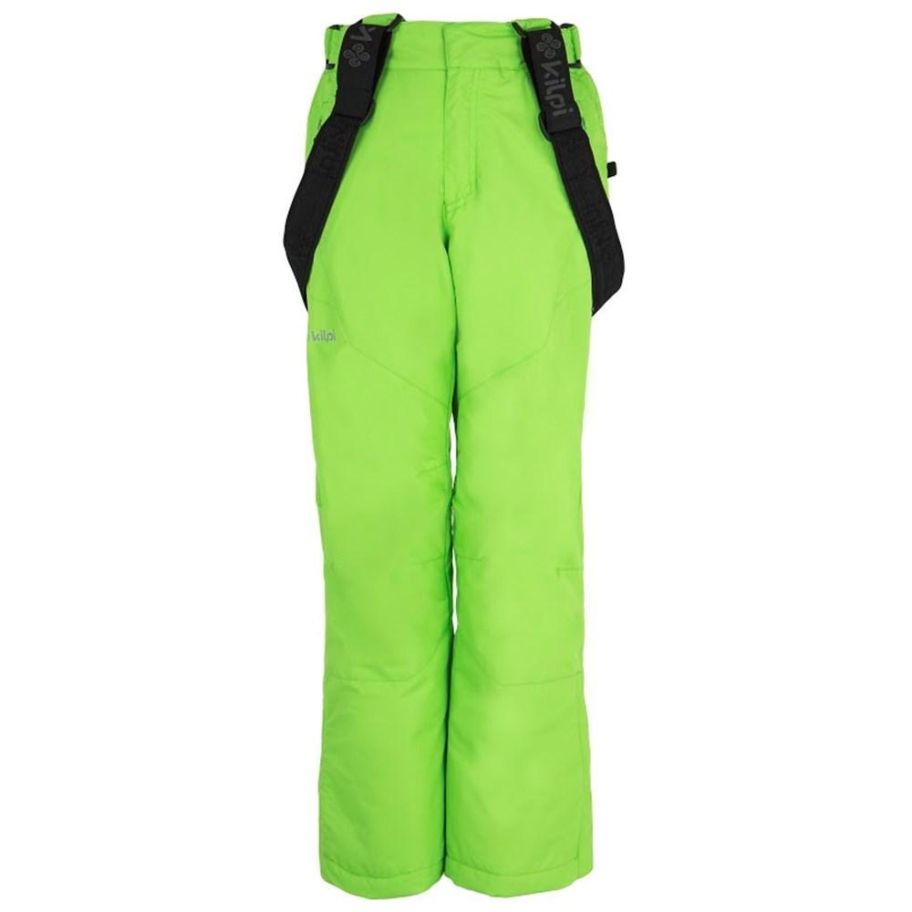 49f1681f27f8 Kilpi chlapčenské lyžiarske nohavice ZACHARY-JB zelená