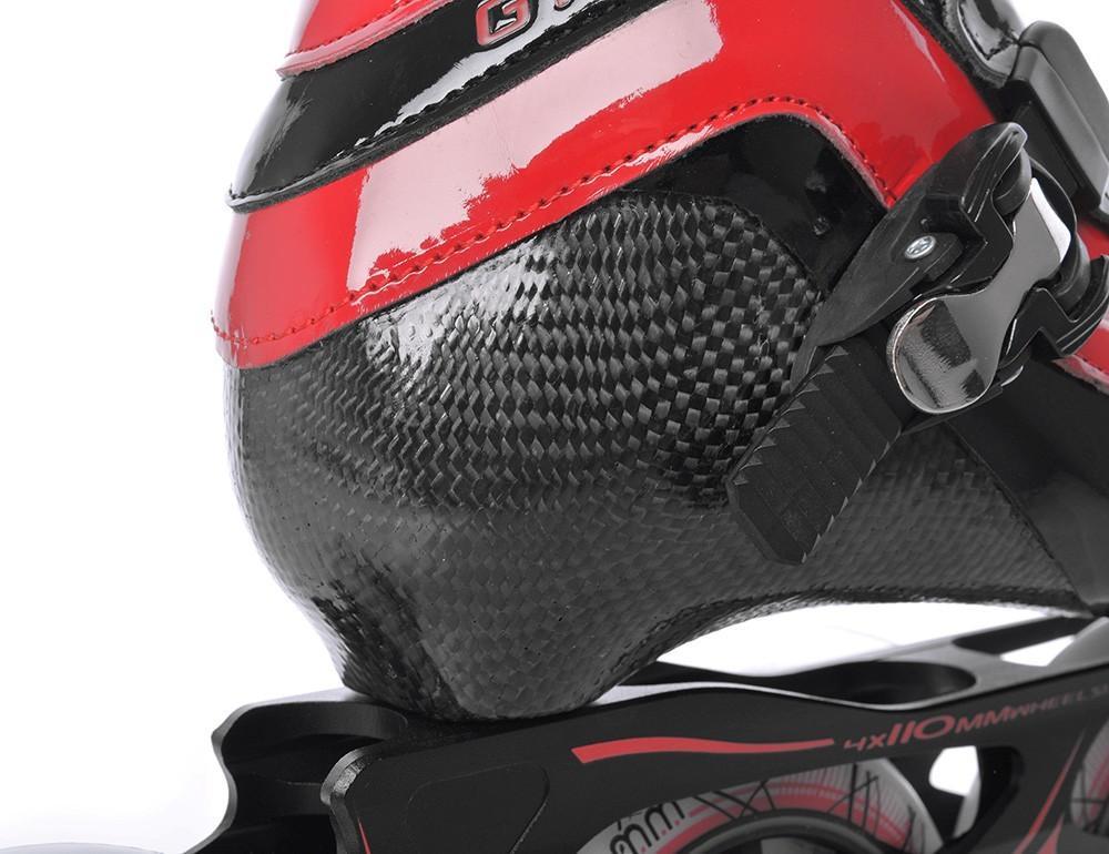 ad0eae81d9bcd Tempish GT 500 / 110 kolieskové korčule červená | premiosport.sk