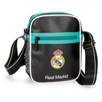 cdc00a23bc ... Štýlová taška na doklady   organizér REAL MARDID Black Green