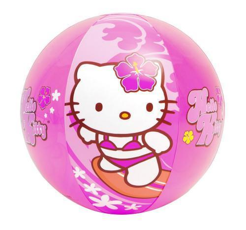 INTEX plážová Lopta HELLO KITTY 51cm