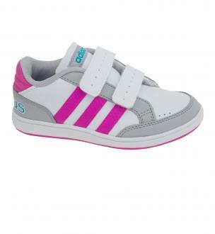 988ffc9c066b ... Adidas dievčenské tenisky AQ1658 HOOPS CMF C