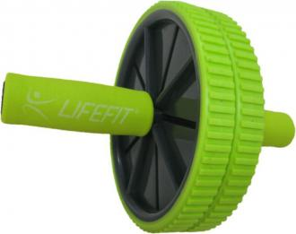 Posilňovacie koliesko LIFEFIT EXERCISE WHEEL DUO