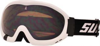 ... biele Okuliare zjazdové SULOV FREE 80a525f009a