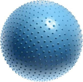 Gymnastická masážna lopta LIFEFIT MASSAGE BALL 55cm