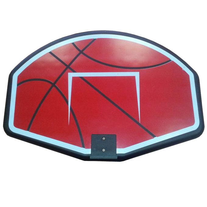 Basketbalový panel + kôš Sedco 75x52cm EXT
