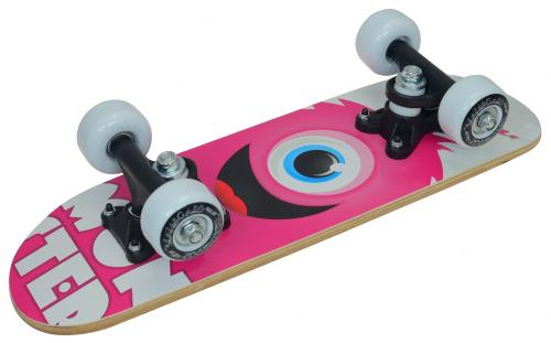 Skateboard SULOV MINI 1 - MONSTER, veľ. 17x5 ""