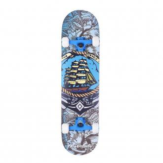 Tempish PRO skateboard black bart