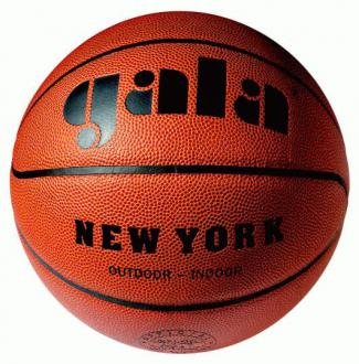Gala NEW YORK basketballová lopta v. 5