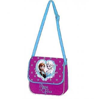 ... Dievčenská taška cez rameno DISNEY FROZEN Anna   Elsa c11a2e1ea53