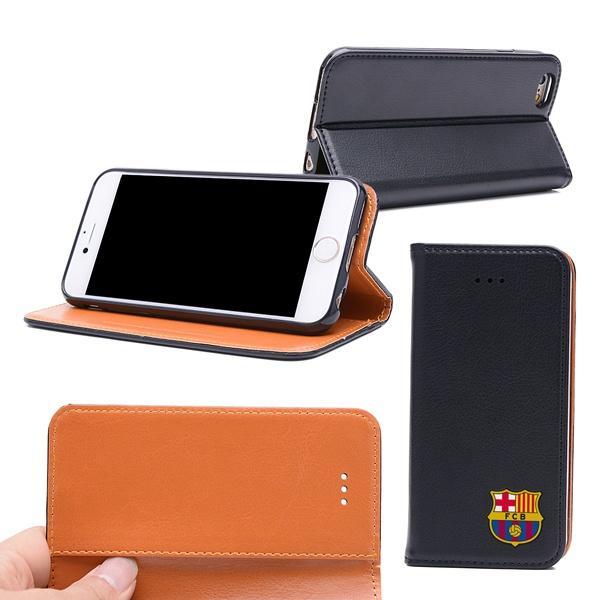 ... Otváracie puzdro na iPhone 6 FC BARCELONA e86f7728bd6