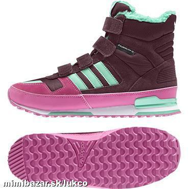 e6a3dd490 ... Adidas detská zimná obuv M17949 ZX WINTER CF K