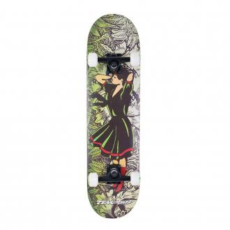 Tempish PRO skateboard pin up
