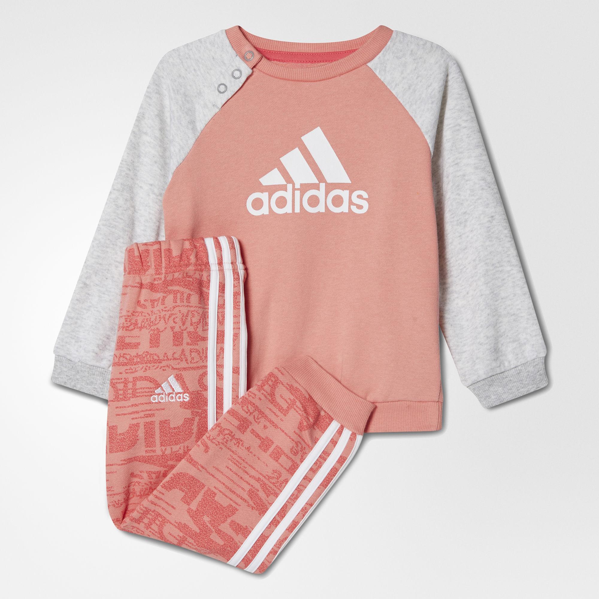... Adidas dievčenská súprava CE9641 I ST TERRY JOG 102e6e538f5