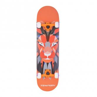 Tempish LION skateboard orange
