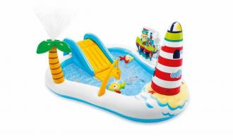 Hracie centrum Fishing FUN Intex 57162 218x188x99 cm