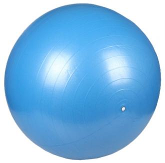 Gymnastická lopta Anti-Burst MERCO FIT-GYM Ø 75cm modrá