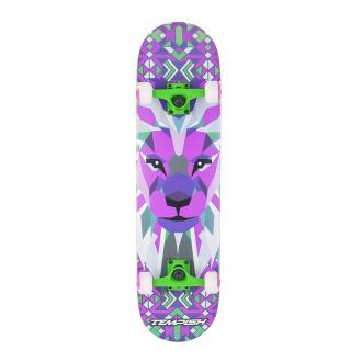 Tempish LION skateboard purple