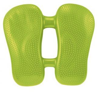 LIFEFIT CUSHION FOOT 38x33x7cm zelená