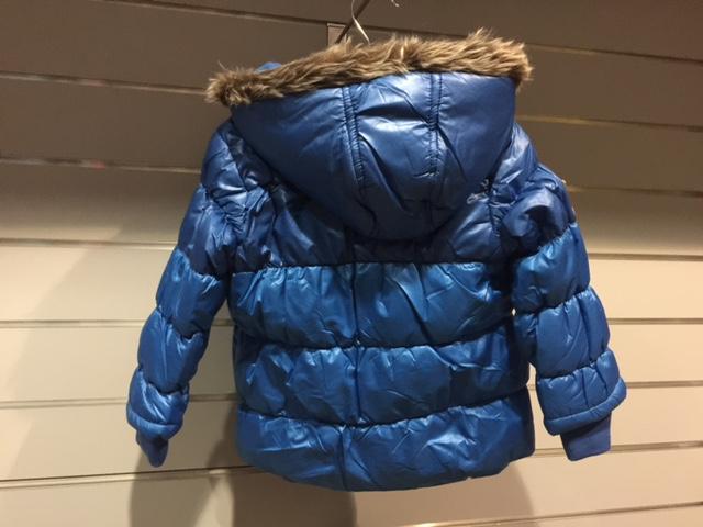 51396c9d1 MINOTI chlapčenská zimná bunda Puffy modrá | premiosport.sk